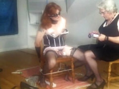 In Mistress Samantha's attic, part 2