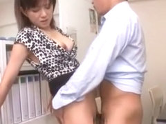 Amazing Japanese whore Ai Komori in Crazy JAV movie