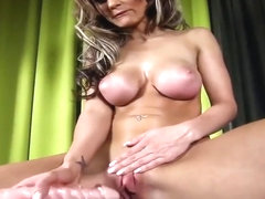 chaos shows her big clit