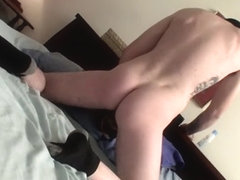 Straight Boy Fucking A Fleshlight - Jake Reid - StraightNakedThugs