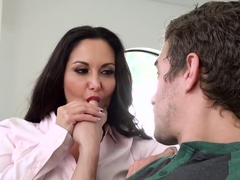 Ava Addams steals her daughter's boyfriend