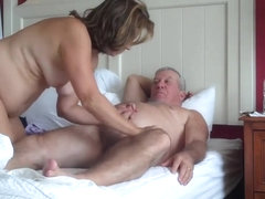 Astonishing porn video MILF homemade try to watch for , check it
