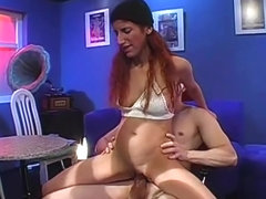 Bukkake loving slut fucked hard and deep