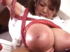 Kinky gaysex pegging slut