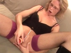 Mature German Dominatrix