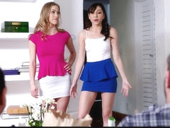 DaughterSwap - Daughter Swapping Orgy After A Makeover