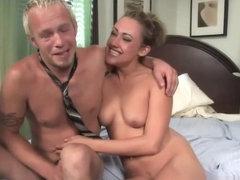 Gwen Diamond blowjob hete pussy vid