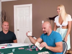 Vanessa Cage is the ultimate poker prize