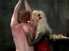 Pornstar sex video featuring Lorelei Lee and Charlotte Vale