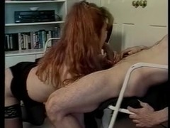 Mature Redhead Gets Fucked Hard