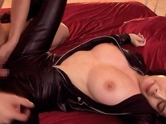 Leather, Tits And Lust