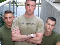 Ripley, Jay Ice & Quentin Gainz Military Porn Video - ActiveDuty