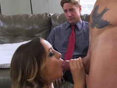 Cleo Vixen Finds Out Her Husband Is A Tranny Chaser