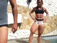 Carla inhaia superstrong legs