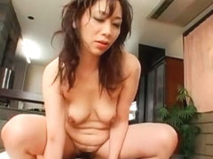 Amazing Japanese slut Chisato Shouda in Fabulous POV, Mature JAV movie