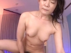 Hottest Japanese slut Akie Harada in Incredible POV, Dildos/Toys JAV video