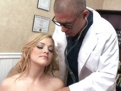 Brazzers - Doctors Adventure - Alexis Texas has a bad case of Big cock Fever
