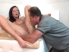 Bitch Receives Full Specter Of Dirty Joy For Her Vagina Hole
