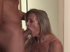 Photo big dick blonde blowjob group sex