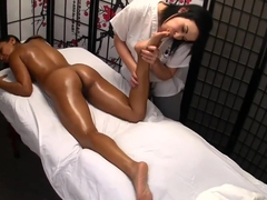 Lesbian Massage and FootWorship