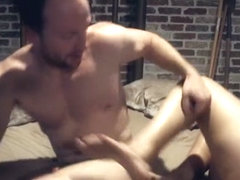 Big booty Alix Lovell dominated by creep