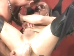 Impossible gay hardcore ass fisting part3