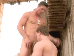 Code of Silence XXX Video: Ryan Rose, Tommy Regan, Fane Roberts, Brandon Evans - FalconStudios