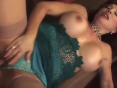 Fresh Milf Vanessa Bella Gives Titjob Hot Young Step son
