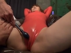 Japanese girl rubber mania
