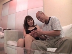 MILF Chinatsu Kurusu Takes Cock And Sex Toys In All Holes
