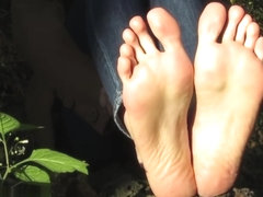 Student Natural Perfect Feet - Long Toes
