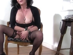 Mature British Lovely Returns - UK-TGirls