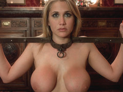 Derrick Pierce  Alanah Rae in Alanah Rae: Purchased - SexAndSubmission