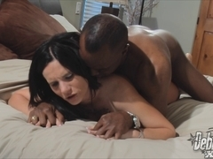 BBC Interracial Creampie