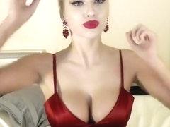 Amateur thekittykatbar fucking on live webcam