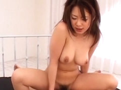 Hottest Japanese girl Minori Hatsune in Amazing JAV video