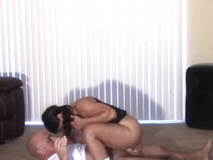 Alexis Rain fucked and creamed (creampie)
