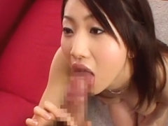 Best Japanese girl Akari Satsuki in Horny Facial, Big Tits JAV movie
