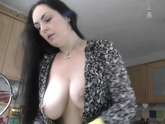 have removed hot big boobed brunette milf slut something is. Now