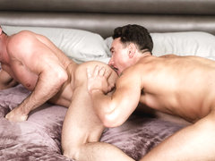 Billy Santoro & Cade Maddox in Craving you!  - IconMale