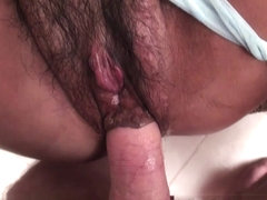 Yumi in Home Alone Creampie Scene