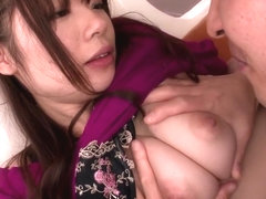Amazing Japanese chick in Fabulous MILF, Public JAV video
