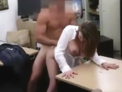 XXXpawn Big Tits Foxy Business Lady