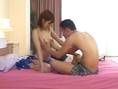 Amazing Japanese chick Azusa Itagaki in Crazy Cunnilingus JAV movie
