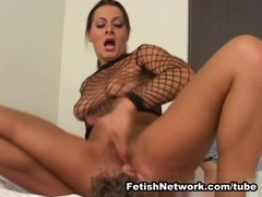 Sandra Romaine Uses Her Smother Slave for Hours